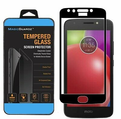 Full Tempered Glass LCD Screen Protector Film Cover For Motorola Moto E4 Cell Phone Accessories