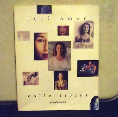 Tori Amos COLLECTIBLES Book, Paul Campbell, Omnibus Press 1997