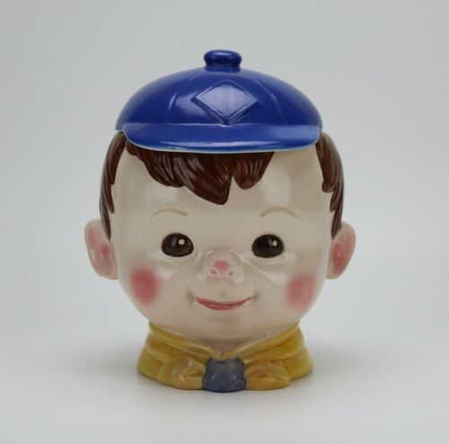Very Rare Meltox Cub Scout Cookie Jar Vintage Hard to Find