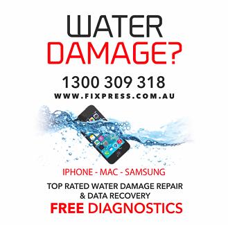 iPhone Repair Water Damage + iPhone Screen Fix ,  Data Recovery