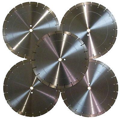 5pk-14 Concrete Brick Block Paver Limestone Tile14mm Seg Diamond Saw Blade-best