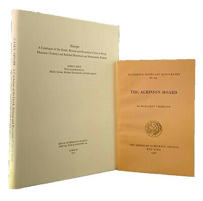 Sinope. Catalogue Of Roman, Greek Byzantine Coins The Agrinion Hoard - $37.00