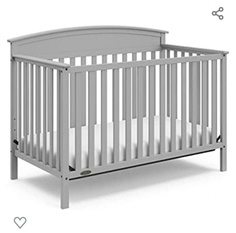 Graco Crib And Serta Mattress LOCAL PICKUP ONLY