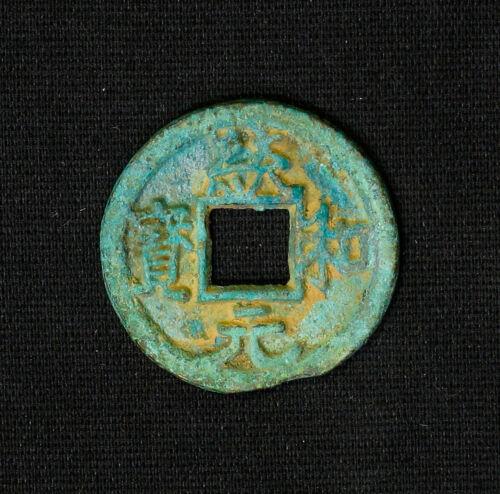 983–1011 AD China Liao Song Dynasty 統和元寶 Tong He Yuan Bao Ancient Cash 3.5g 24mm