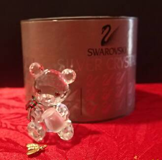 5aad594f95 Swarovski Crystal Bear with Love Heart Kris Bear A Heart For You ...