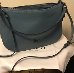 Coach Chelsea Pebble Handbag Purse