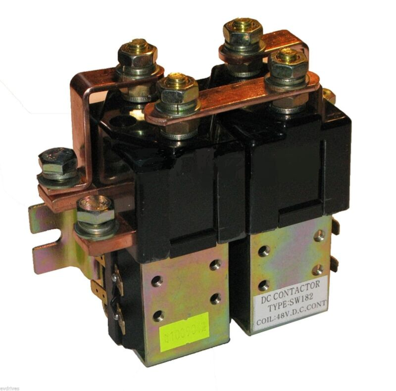 Albright SW182 Style Reversing Contactor / Solenoid - 36V