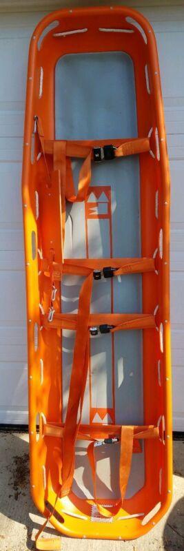 FERNO MODEL 71 MEDICAL PATIENT BASKET STRETCHER - Rescue 84 Inch