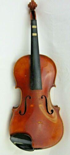 Vintage E. Martin Sachsen 3/4 Violin Germany Stradivarius Copy Early 20th Cent