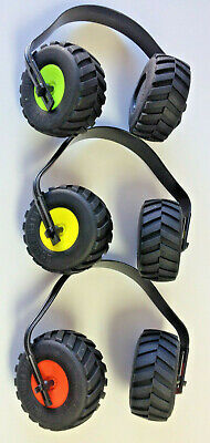 Ear Muffs Monster Truck Tire Noise Cancelling Kids Adults Monster Jam Style