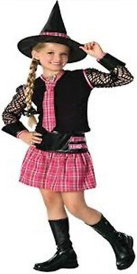 Rubies Drama Queen Ex Spelled Child Girl's Halloween Costume Size Small(4-6) New - Drama Queen Costume