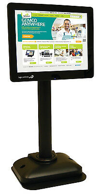 Bematechlogic Controls Lv4000 8.4 Lcd Pos Customer Pole Display Usb Pcamerica