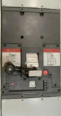 Skla36at0800 Ge 800 Amp 600v 3 Pole Circuit Breaker Apnb Main Breaker Panel