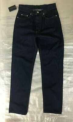 "Used, BNWT MEN'S "" VALENTINO JEANS "" DARK BLUE DENIM JEANS - W30"" & L32"" ! for sale  Shipping to Ireland"