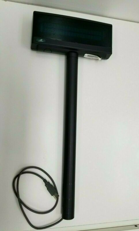 Logictech Register Pole (LD9900UP-GY20) USB Power Shorter Cord - USED & WORKING