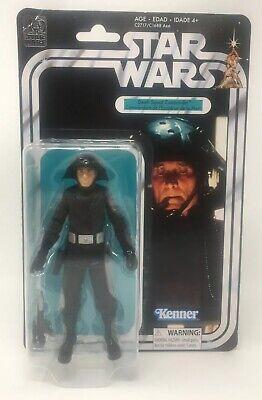 "Kenner Disney Star Wars The Black Series 40th Anniv. 6"" Death Squad Commander"