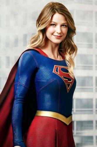 HOT Melissa Benoist Sexy Supergirl Babe 4x6 photograph