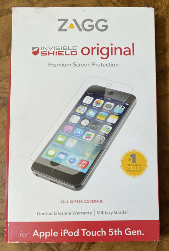 ZAGG Invisible Shield iPod Touch 5th Generation