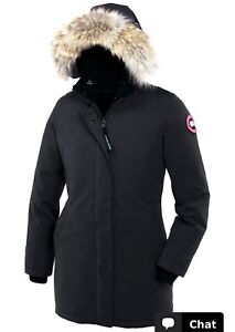 WOMANS: Small Canada goose parka