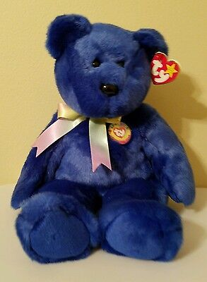 TY ~~CLUBBY~~ BEANIE BABY OFFICIAL CLUB BUDDY! WOW!! DON'T PASS IT UP!!!