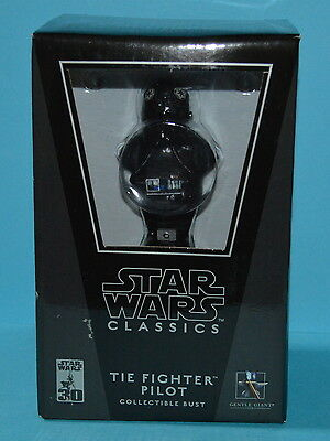 "Gentle Giant Star Wars Classics 5"" Bust Limited Edition - Tie Fighter Pilot"