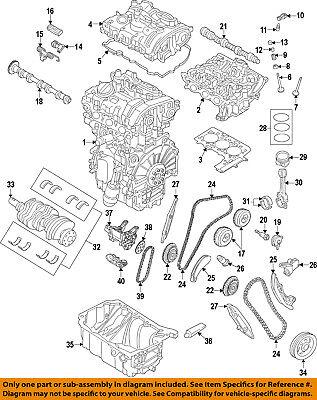 BMW OEM 14-17 i8-Valve Cover Gasket 11128618515