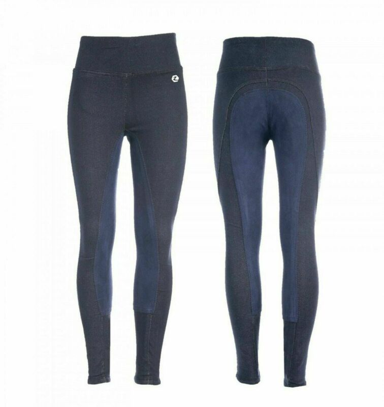Horze Youth Active Full Seat Tights