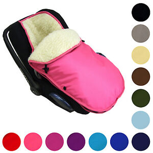 winter footmuff foot muff for carry cot maxi cosi many. Black Bedroom Furniture Sets. Home Design Ideas