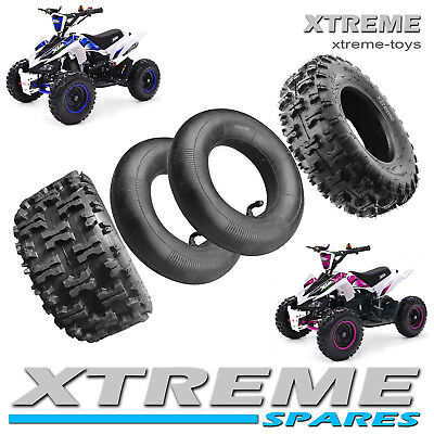 """New Quad Bike Front and Rear 4.10 - 6"""" 13 x 5.00 - 6 Inch Tyre Inner Tube Spares"""