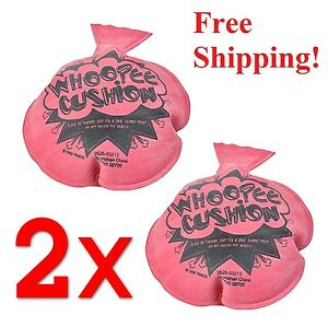 Lt of 2x  Whoopee Cushion 8