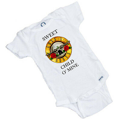 Child Sweet - Sweet Child of Mine  Onesie  Great Funny Bodysuit or Tee Shirt Perfect Gift