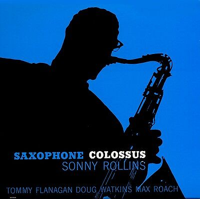 SONNY ROLLINS - SAXOPHONE COLOSSUS Remastered (180g Audiophile LP | VINYL)