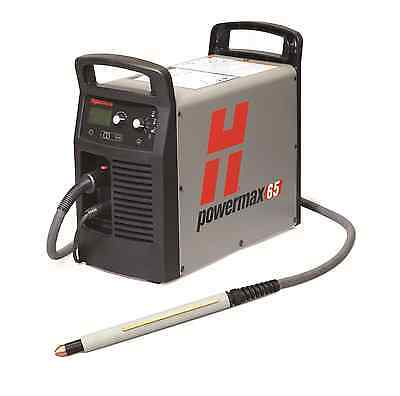 Hypertherm Powermax 65 Plasma Cutter 083294 25 Machine Torch System