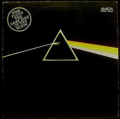LP PINK FLOYD - the dark side of the moon, Amiga