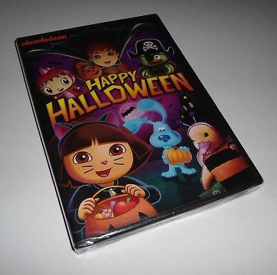 Nickelodeon Nick Jr. Favorites Happy Halloween (DVD NEW) Dora The Explorer Gabba