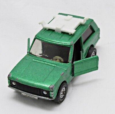 Siku Range Rover Land 1338 1341 1979-1986 Metallic Grün Modellauto
