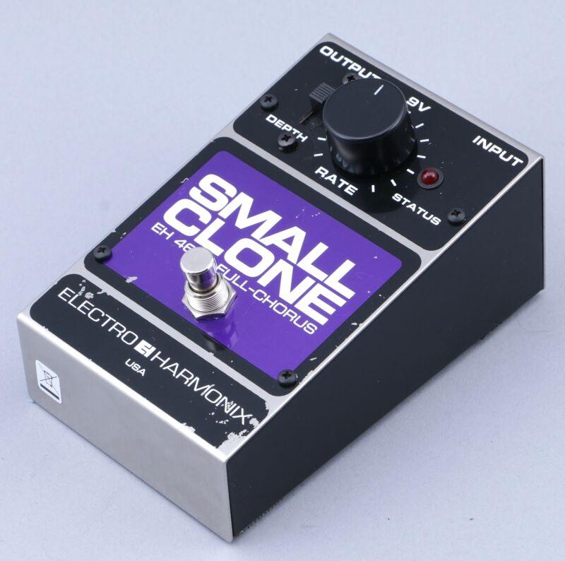 Electro-Harmonix Small Clone Chorus Guitar Effects Pedal P-14887