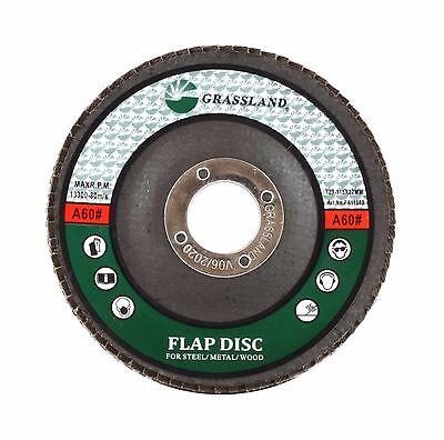 Flap Disc Sanding Grinding Wheel - Aluminum Oxide - 4-12 X 78 - T29