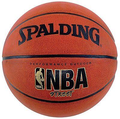 Official Nba Size Weight Street Basketball Ball Indoor Outdoor 7 29 5