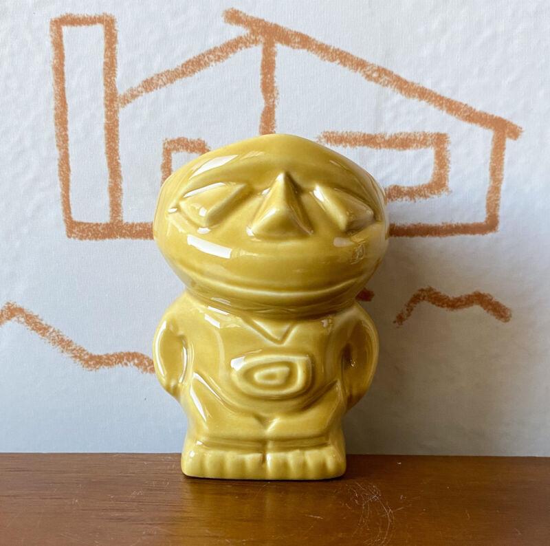 Disneyland Enchanted Tiki Room Teeny Tiki Tangaroa Baby Mug Yellow Kevin Jody