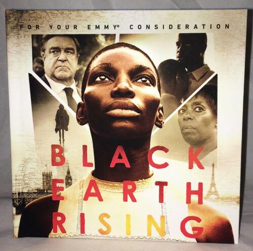 Black Earth Rising Complete Season 1 DVD FYC 2019 Netflix John Goodman genocide
