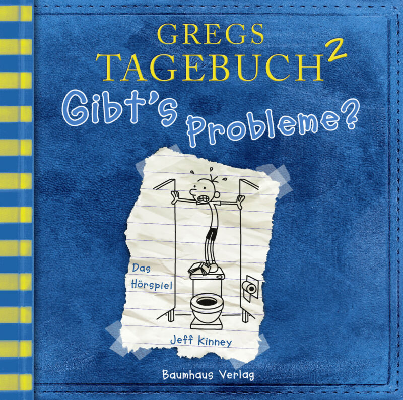 Gregs Tagebuch 2 - Gibt's Probleme? CD Kinney,Jeff Gregs Tagebuch
