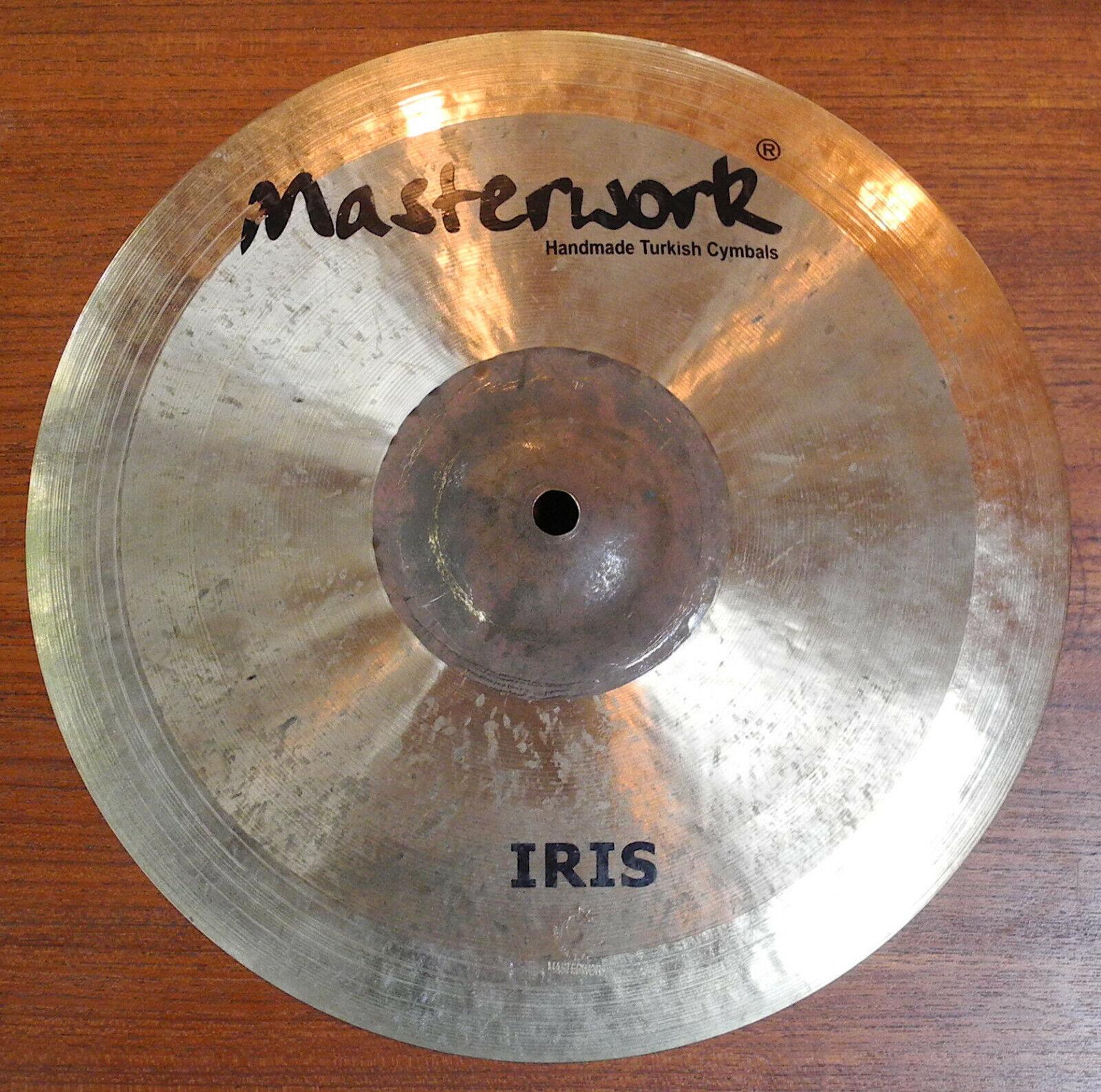 Masterwork 12 Iris Splash Cymbal  - $75.00