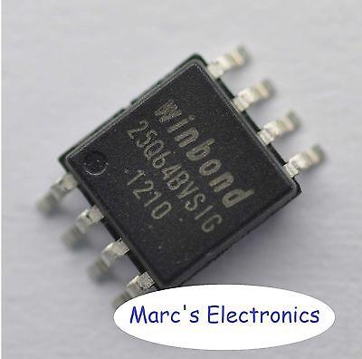 Vizio E421vo Eeprom Ic Chip For Main Board U18 3642-1232-0150