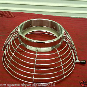 NEW 20 QT Bowl Guard Protector Safety Wire Cage For Hobart Mixer #2258 Uniworld