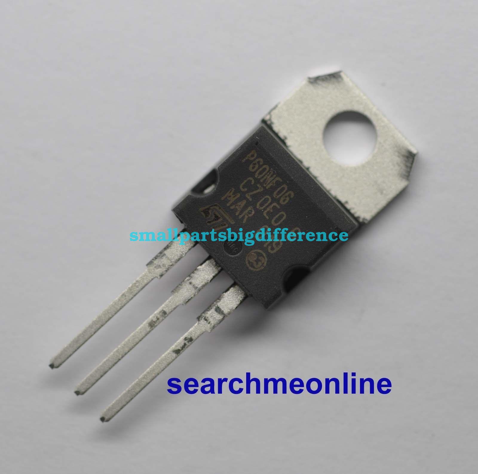5 x LZP60N06 60N06 Transistor TO-220 60V 60A