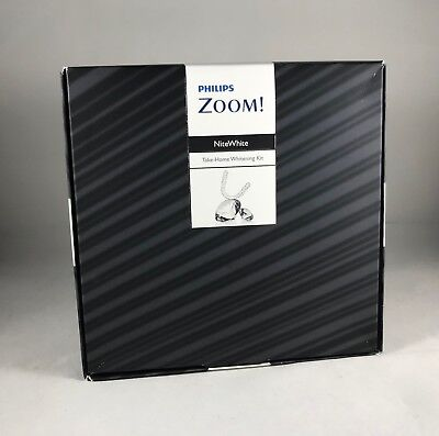 how to use philips zoom whitening kit