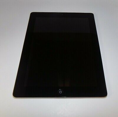 Apple iPad 2 16GB MC773LL/A Wi-Fi + Cellular AT&T Black & Silver Good Condition