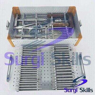 Broken Screw Removal Instrument Complete Set Of Orthopedic Spine Instruments