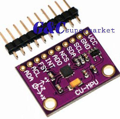 Mpu9250 Integrated 9dof 9axis Altitude Acceleration Magnetometer Gyro Module M40